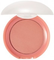 Однотонные румяна Etude House Lovely Cookie Blusher #PK004 Peach Choux Waters - SKINSOFT