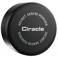 Матирующая пудра для лица Ciracle Secret Sebum Powder - SKINSOFT