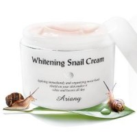 Крем для лица с муцином улитки Ariany Whitening Snail Cream - SKINSOFT