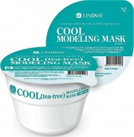 Альгинатная маска с маслом чайного дерева в чашечке Lindsay Сool TeaTree Disposable Modeling Mask Сup Pack - SKINSOFT