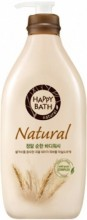Мягкий гель для душа Happy Bath Mild Natural Body Wash - SKINSOFT