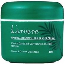Крем для лица L'arvore Natural Origin Super Eraser Cream - SKINSOFT