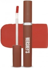 Матовый тинт для губ Etude House Powder Rouge Tint Hersheys Edition #BR401 Hazelnut Choco - SKINSOFT