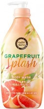 Гель для душа с ароматом грейпфрута Happy Bath Summer Splash Grapefruit Essence Bodywash - SKINSOFT