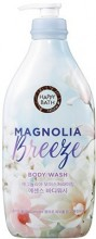 Гель для душа с ароматом магнолии Happy Bath White Breeze Magnolia Essence Bodywash - SKINSOFT